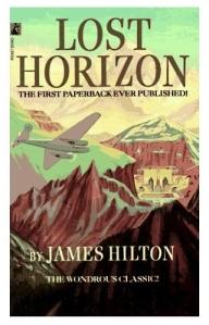 Lost Horizon Cover